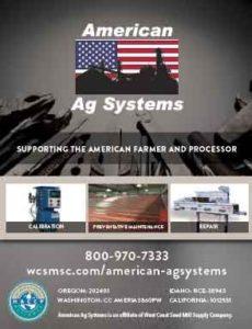 West Coast Seed Mill Supply Company  West Coast Seed Mill Supply Company